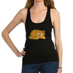 Cute Kitten Racerback Tank Top
