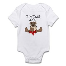 Flying Ace Onesie