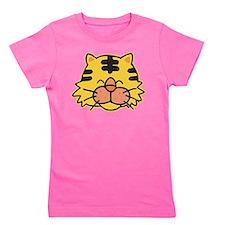 Cute Tiger Girl's Tee