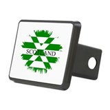 SCOTLAND GREEN Hitch Cover