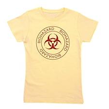 Biohazard Girl's Tee