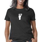 Hokusai Sazai Hall Jr. Football T-Shirt