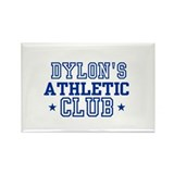Dylon Rectangle Magnet (10 pack)