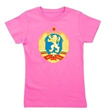 Cute Region Girl's Tee