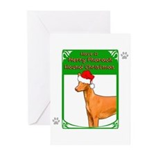 Cool Pharaoh hounds Greeting Cards (Pk of 10)