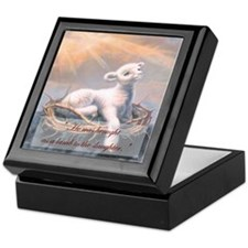 """Behold the Lamb of God"" Fine Art Gift Box"