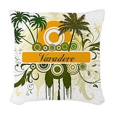 Varadero Woven Throw Pillow