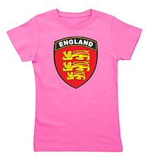 England Girl's Tee