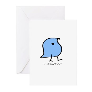 Wug Greeting Cards (Pk of 10)