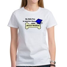 My Shih Tzu Is Smarter Than Your Honor Student T-S