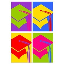 Pop Art Grad Wall Art