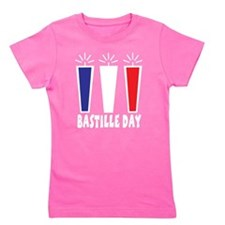 Bastille Day Girl's Tee