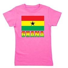 Ghana Girl's Tee