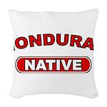 Honduras Native Woven Throw Pillow