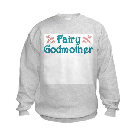 Fairy Godmother Kids Sweatshirt
