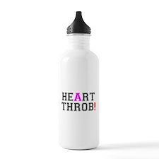 HEART THROB! Sports Water Bottle
