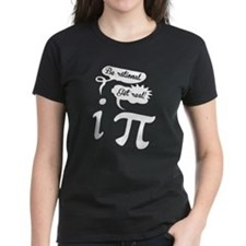 Be rational, Get real! Math Humor T-Shirt