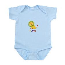 Xavi Loves Lions Body Suit