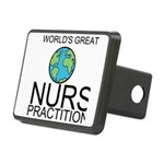 Worlds Greatest Nurse Practitioner Hitch Cover