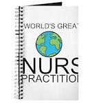 Worlds Greatest Nurse Practitioner Journal