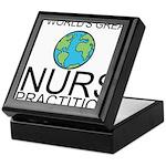 Worlds Greatest Nurse Practitioner Keepsake Box