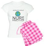 Worlds Greatest Nurse Practitioner Pajamas