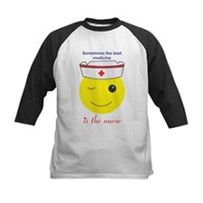 Nurse best medicine Baseball Jersey