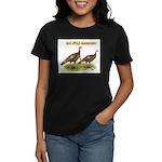 Wild Thanksgiving! Women's Dark T-Shirt