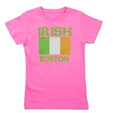 BOSTONIRISH.png Girl's Tee