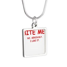 BITE ME Necklaces
