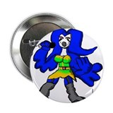 "Blue Jay Way 2.25"" Button"