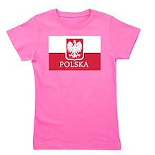 Polska Eagle Flag Coat of Arms White Eagle Banner