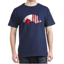 Men's U.S.A. Japan Fan T-Shirt