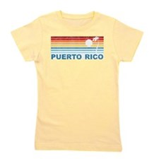 Unique Puerto rico Girl's Tee