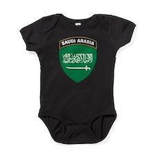 Saudi Arabia Baby Bodysuit