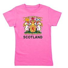Scotland Girl's Tee