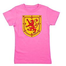 Scotland Emblem Girl's Tee