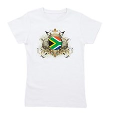 Stylish South Africa Girl's Tee