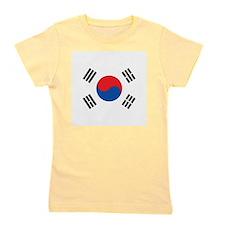 South Korea Girl's Tee