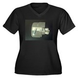Keystone Movie Camera Plus Size T-Shirt