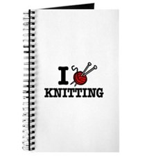 I Love Knitting Journal
