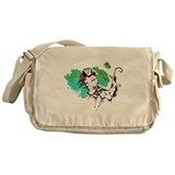 Caterpillar (Caterpeee!) Messenger Bag