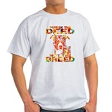 PUNISH THE DEED NOT THE BREED TD2 T-Shirt