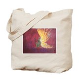 Angel Watcher VII Tote Bag