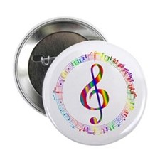 "Music in the Round 2.25"" Button (10 pack)"