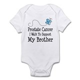 Prostate Cancer Support Brother Onesie