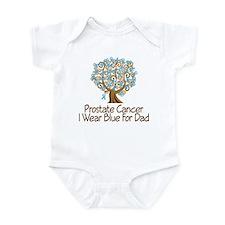 Prostate Cancer Dad Infant Bodysuit