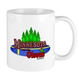"Minnesota ""Land of the Olsons"" Mug"