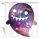 Cosmic Ghost Shower Curtain