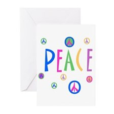 Peace Greeting Cards - blank (Pk of 10)